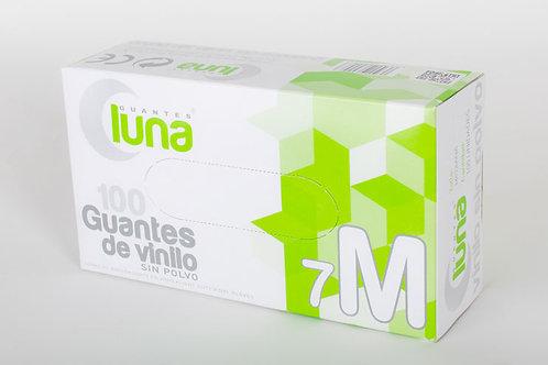 Guante de Vinilo Sin Polvo.Caja de 1000 Unidades