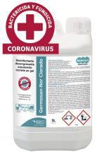Germosan-Nor Clorado desinfectante desengrasante en gel 5L