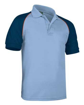 Polo Venur de diseño tejido de Piqué 100% algodón