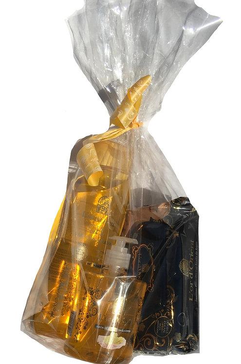 Pack  regalo, Ver contenido de productos.