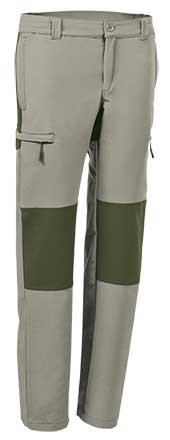Pantalón Dator multibolsillos tejido 50%poliamida 40% Polies 10%elastano