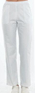 Pantalón mujer Salamanca slim fit con bolsillos