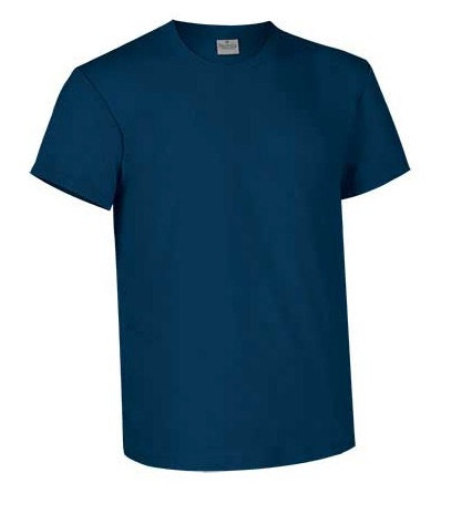 Camiseta top Racing, cuello redondo 100% algodón