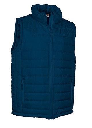 Chaleco Frank de abrigo nuevo tejido Loft, ligero y térmico
