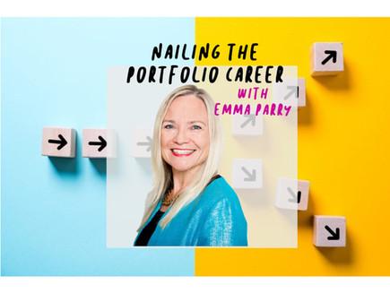 Nailing the portfolio career