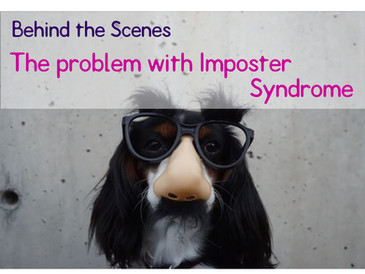The problem with Imposter Syndrome
