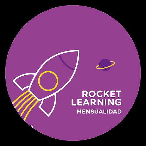 Rocket Learning - Mensualidad