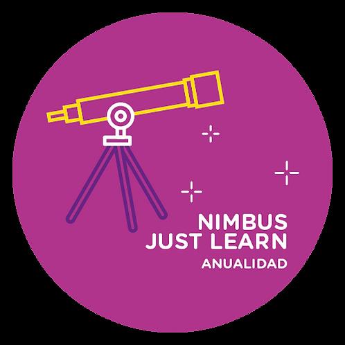 Nimbus Just Learn - Anualidad