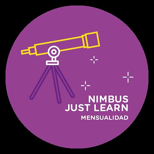 Nimbus Just Learn - Mensualidad