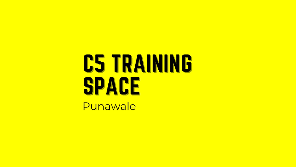 C5 Training Space, Gym Memberships at discounted rates, Free workout sessions