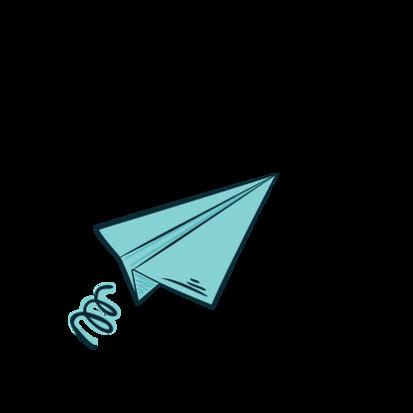 KWOSCAR paper plane.png