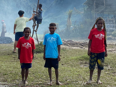 Martin Jan 2021 - Papua