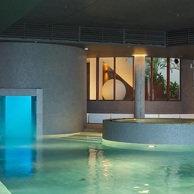 Vitality Pool area
