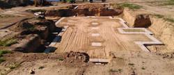 New Construction Foundation