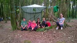 shelter building