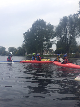 Level 2 Kayak Course