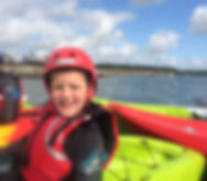 Kayaking, smiles, Cork, Ireland