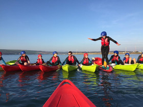 Get out and active with ECO Adventures