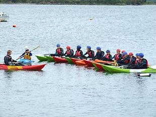 kayaking, cork, cork harbour, Ireland, ECO Adventures