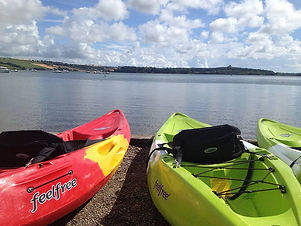 kayaking in cork| kayaking East Cork with ECO Adventures