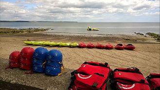kayaking,east cork