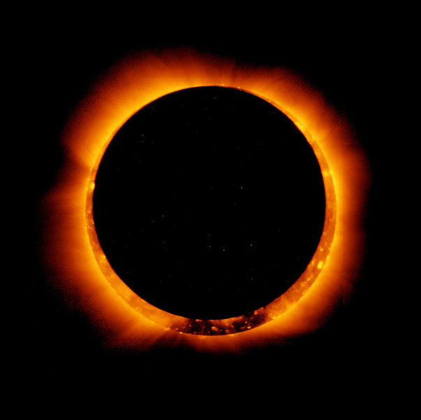 Annular Solar Eclipse February 2017