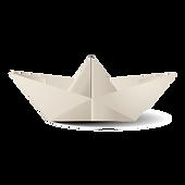 Barco de papel