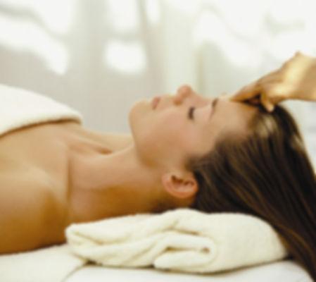 Massage, facials, holistic treatments