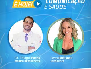 LIVE: Comunicação e Saúde