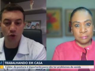 Impactos do home office na saúde | Dr. Antonio Krieger na RPC