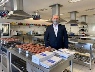 Hambúrguer do Bem | Centro Europeu