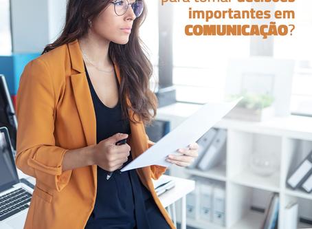 Como tomar decisões assertivas em comunicação?