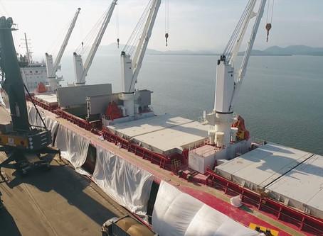 Porto de Antonina foi o quinto porto que mais cresceu no Brasil