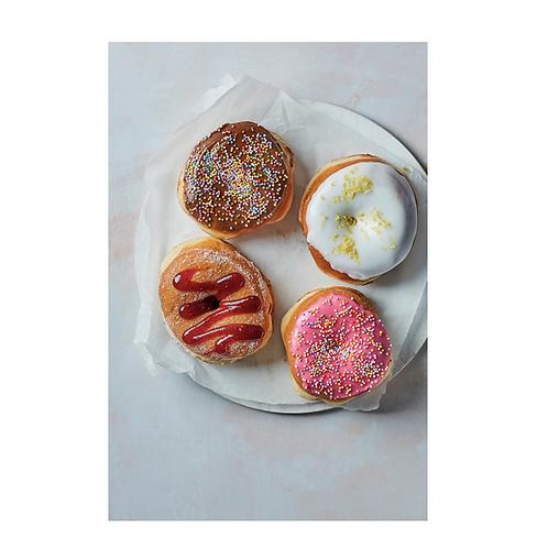 Vegan Doughnuts (Box of 4)
