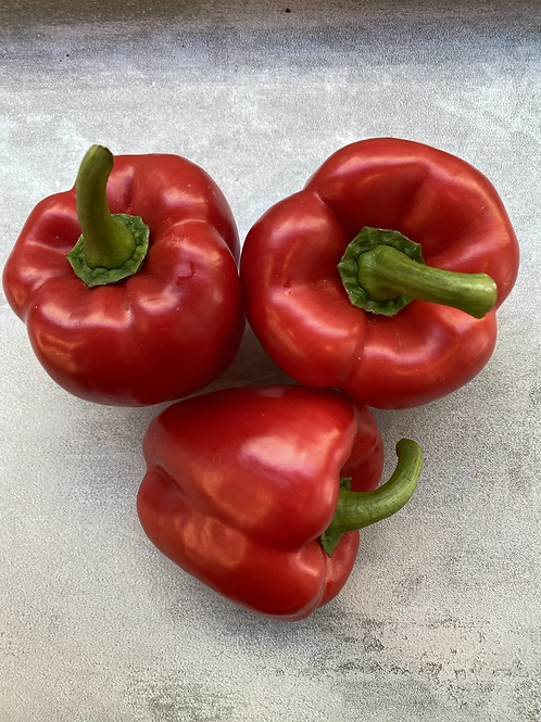 Peppers (x3)