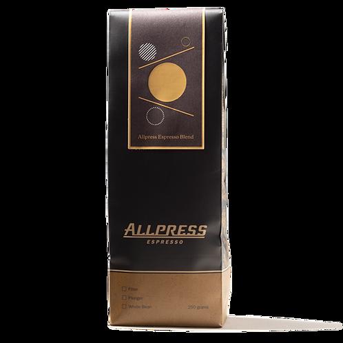 Allpress Retail Bag (250g)
