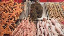 Weird World: Chinese Food of the Weird Sort
