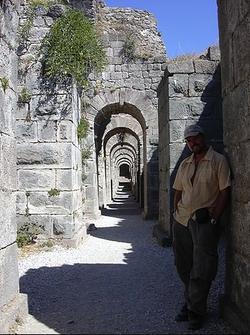 Bergama, Pergamum, Turkey.