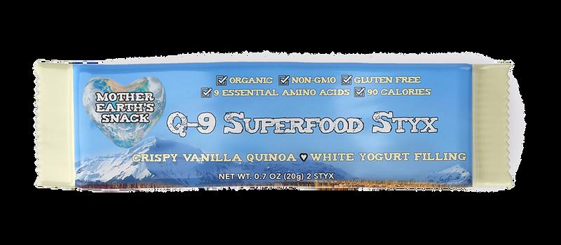 Q-9 SUPERFOOD VANILLA STYX