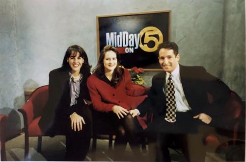 Midday News, Miami, FL, with Adam and Jenn Rabin