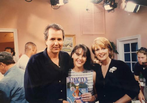 Home & Family, Hallmark Channel, Michael Berger and Christina Ferrare