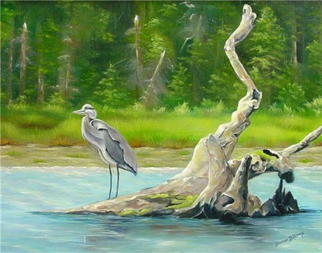 Heron's Perch