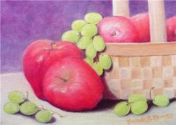Apples & Grapes