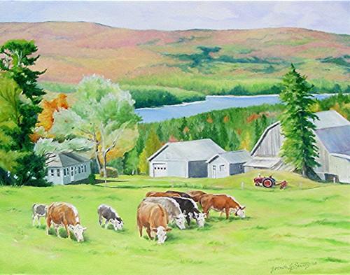Clogston Farm