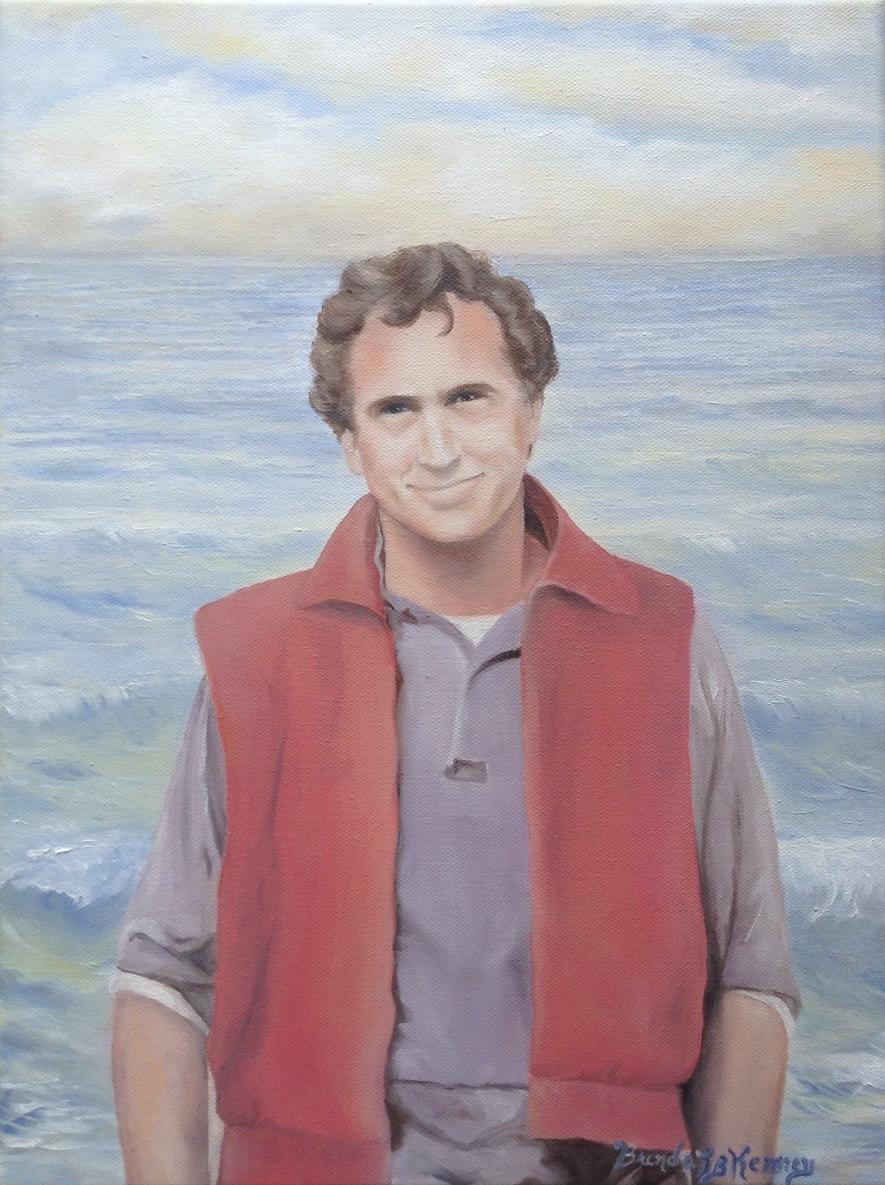 portrait of Dennis Joos