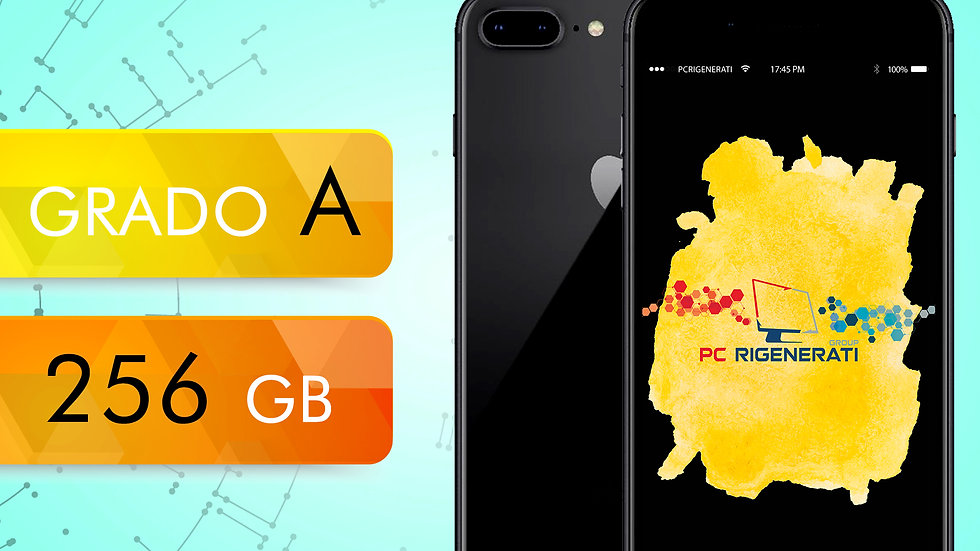 iPhone 8 PLUS 256 SPACE GRAY Grado:A