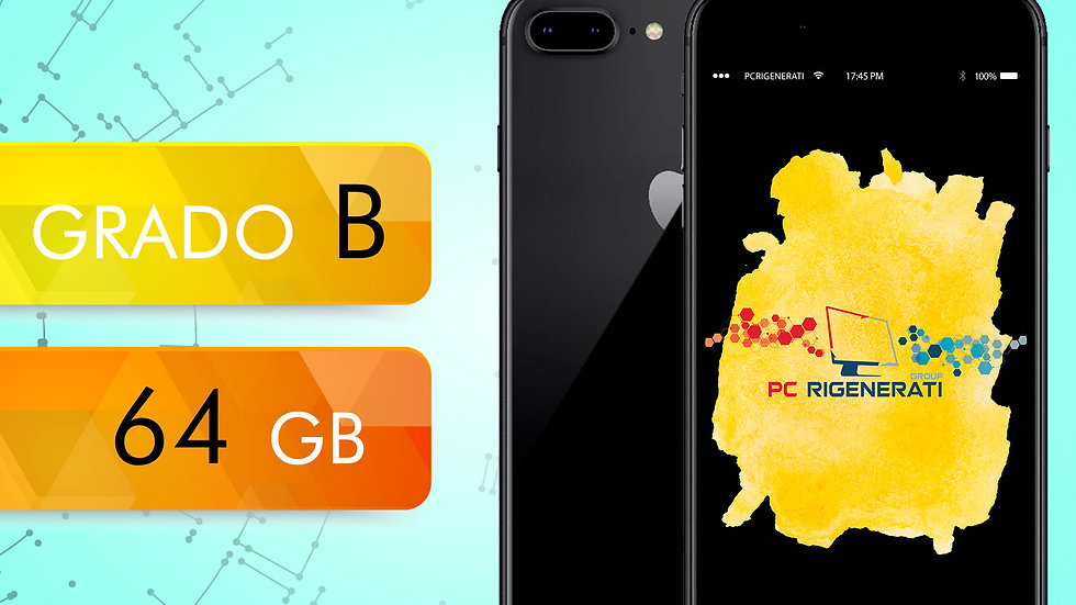 iPhone 8 PLUS 64 SPACE GRAY Grado:B