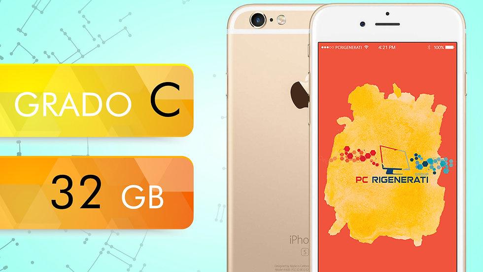 iPhone 6S 32 Gold Grado:C