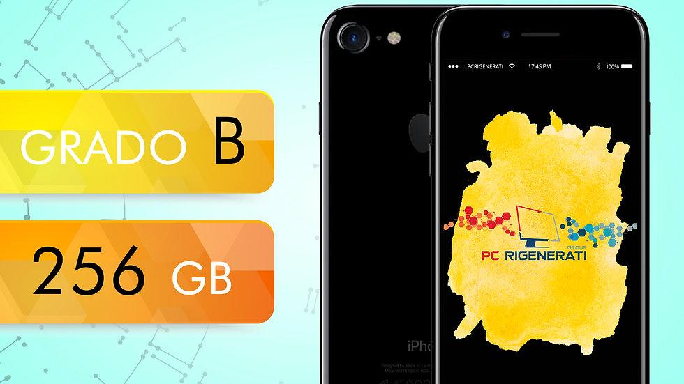iPhone 7 256 Jet Black Grado:B