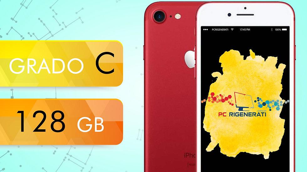 iPhone 7 128 RED ® Grado:C